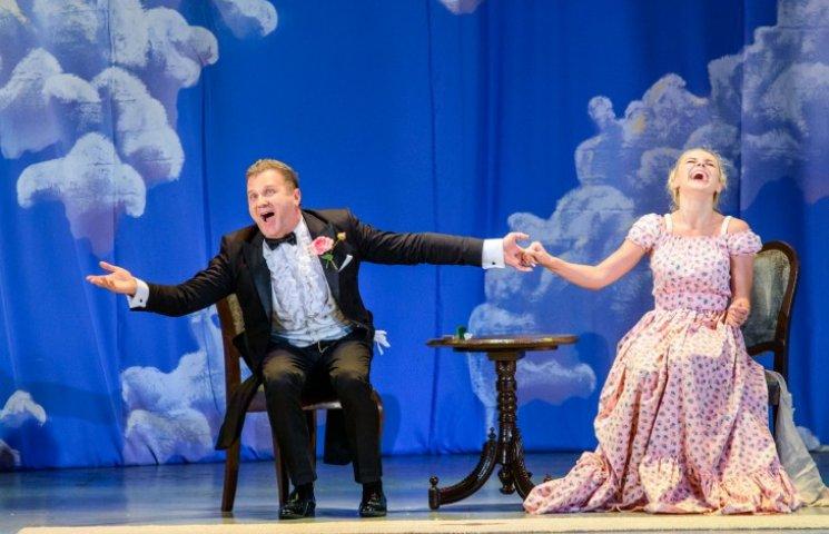 Юрий Горбунов спустя 20 лет вышел на театральную сцену