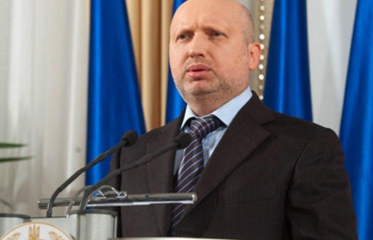 Турчинов созвал заседание Рады для рассмотрения антикоррупционных законов