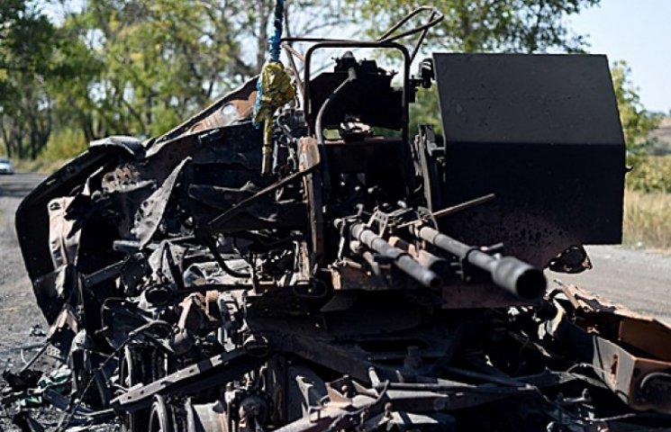 В «иловайском котле» погибли 22 бойца батальона «Днепр-1»