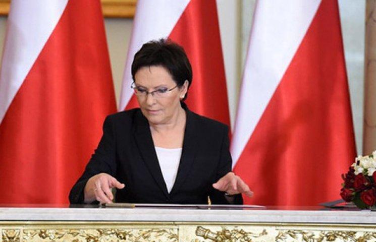 Польща хоче ратифікувати Угоду України з ЄС наступного тижня