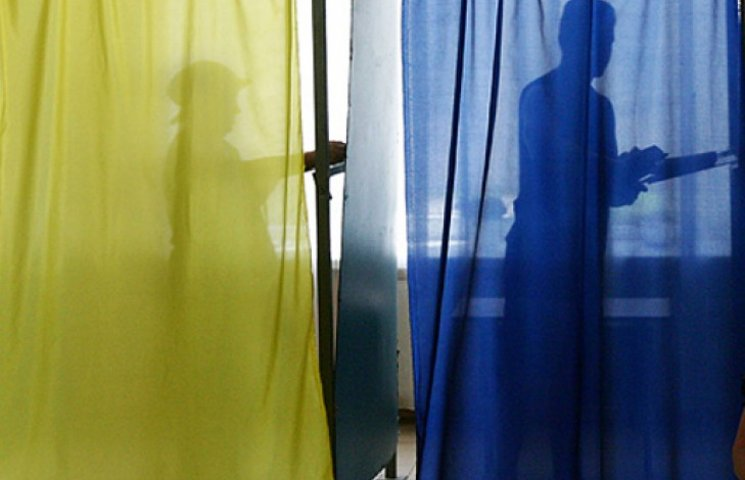 Где на Донбассе возможны выборы: карта избирательных округов