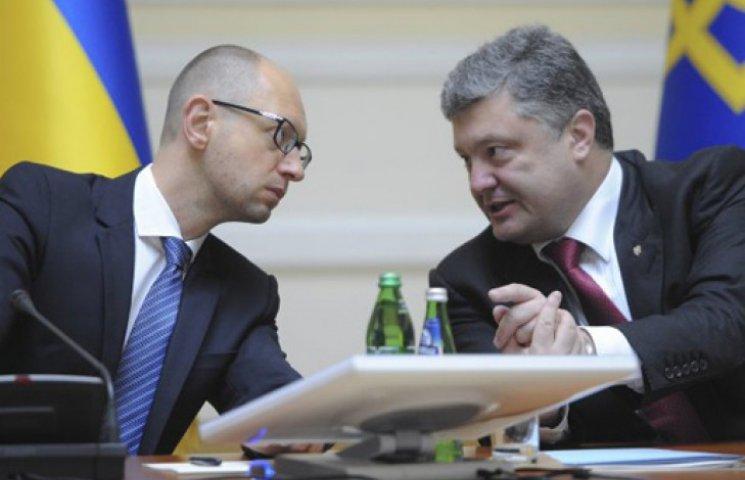 Інвестори влаштували Порошенку і Яценюку прочуханку через корупцію та реформи