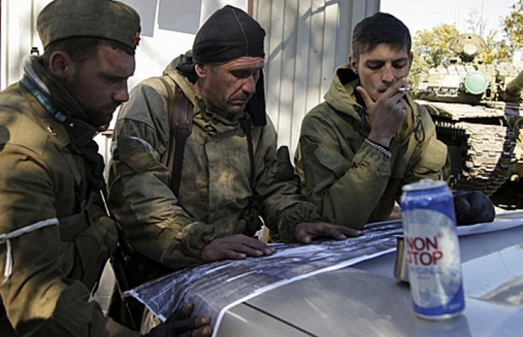 Карта АТО за 4 жовтня: У бойовиків невдалі атаки з великими втратами