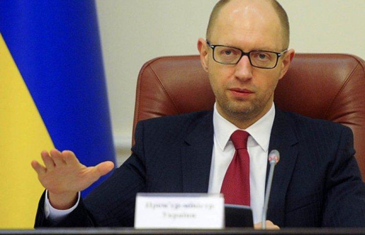 Россия срывает Минские договоренности – Яценюк
