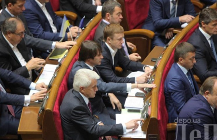 Народні депутати підтримали створення Антикорупційного бюро