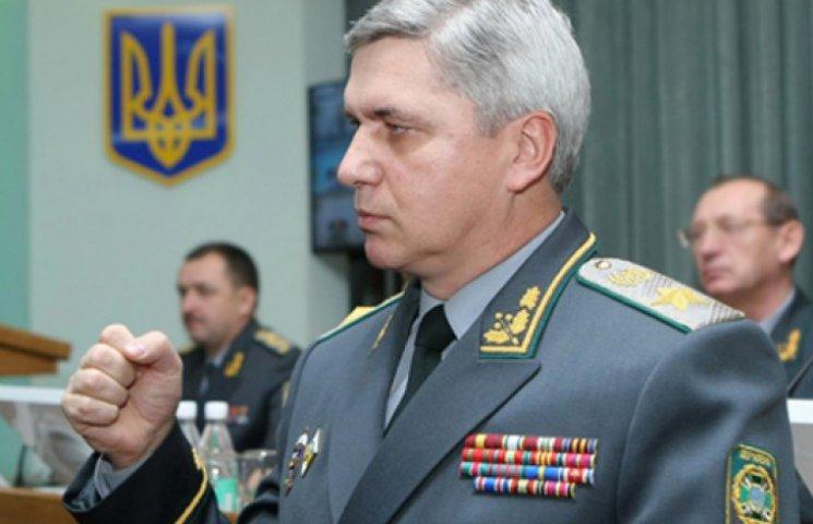 Слідом за Литвином з Держприкордонслужби пішло шість генералів