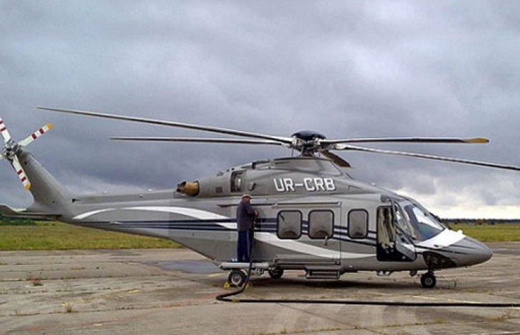 В России нашелся вертолет, на котором бежал Янукович – СМИ
