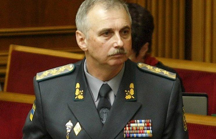 Экс-министр обороны не против сесть на место уволенного Литвина