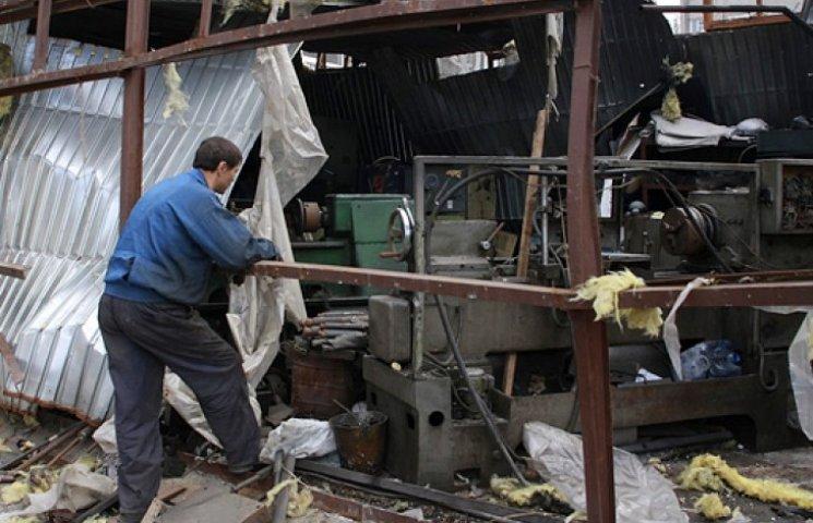 Донбасс лишился 80% экономического потенциала