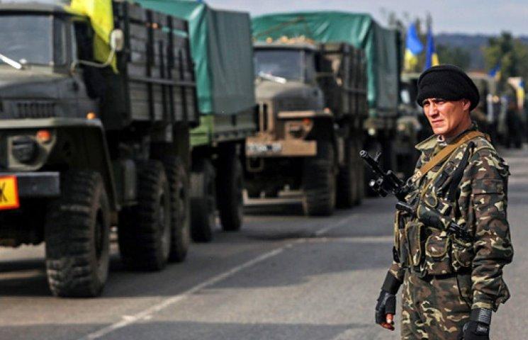 Большинство украинцев видят на Донбассе войну с Россией - опрос