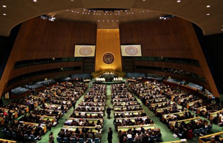 В ООН перемир