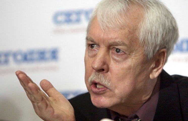 Екс-президент Криму вимагає зупинити «нашестя Гоблінів»