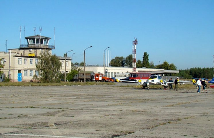В Северодонецке откроют единственный уцелевший на Донбассе аэропорт
