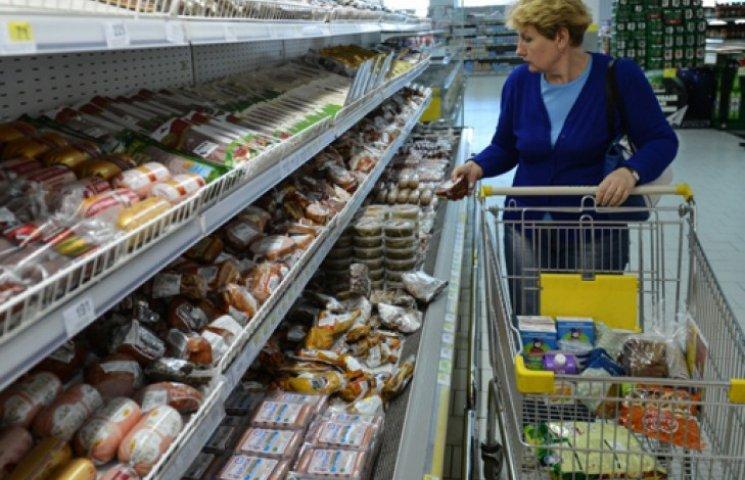 Українські магазини залишаться без «соціальних продуктів»