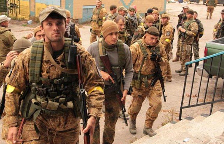 СНБО: Милицейские подразделения не дезертировали из зоны АТО