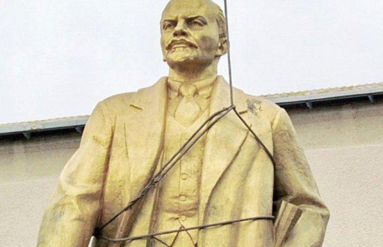 Винницкие депутаты решили легально снести все памятники Ленину