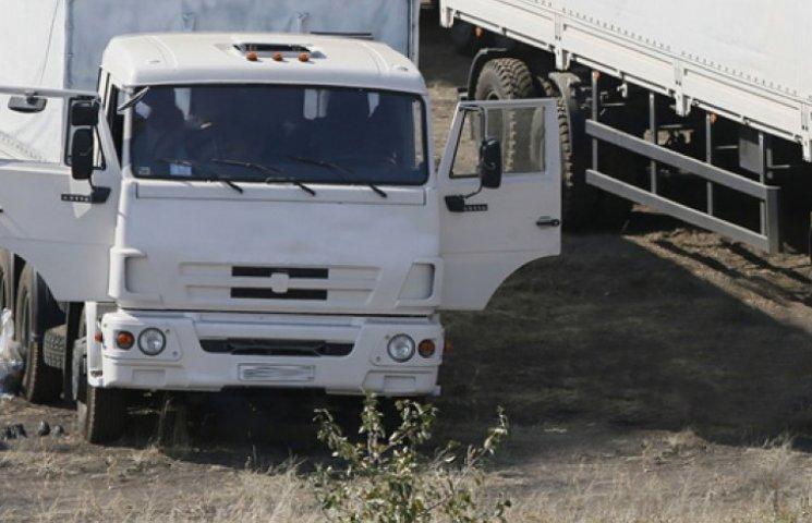 На Донбассе боевики из «Оплота» захватили и продают гуманитарные грузы из РФ