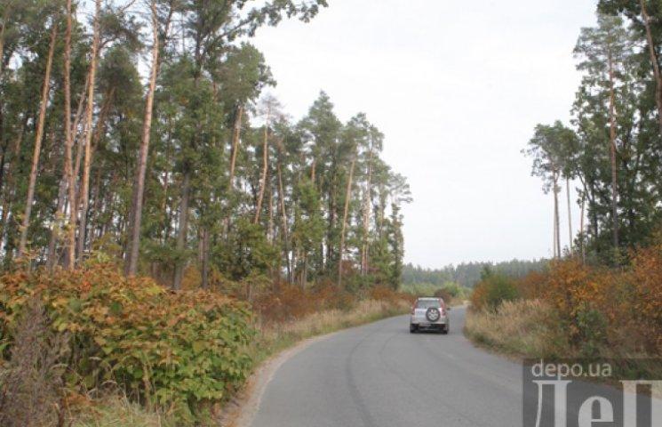 Под Киевом вызревает крупнейшая земельная афера