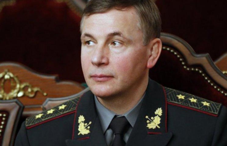Рада уволила Гелетея с должности министра обороны