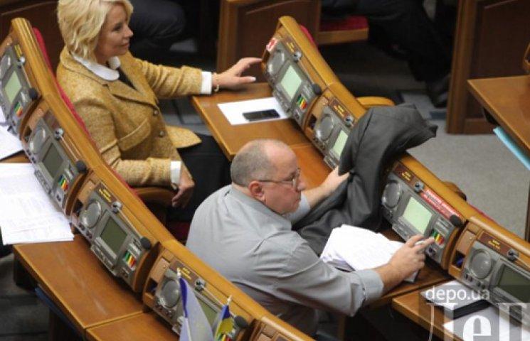 Рада ухвалила закон проти фінансування тероризму