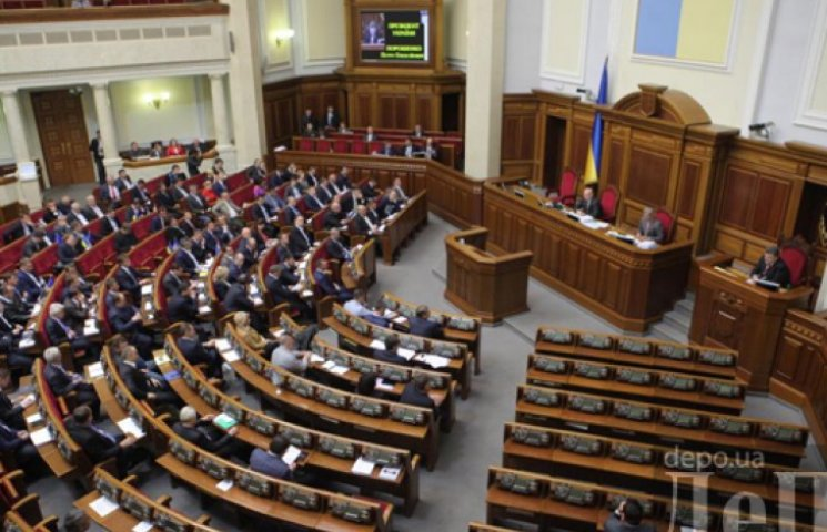 Рада создала Антикоррупционное бюро