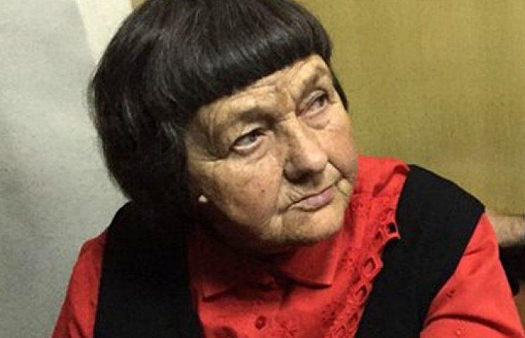 Маме Савченко разрешили свидание с дочерью