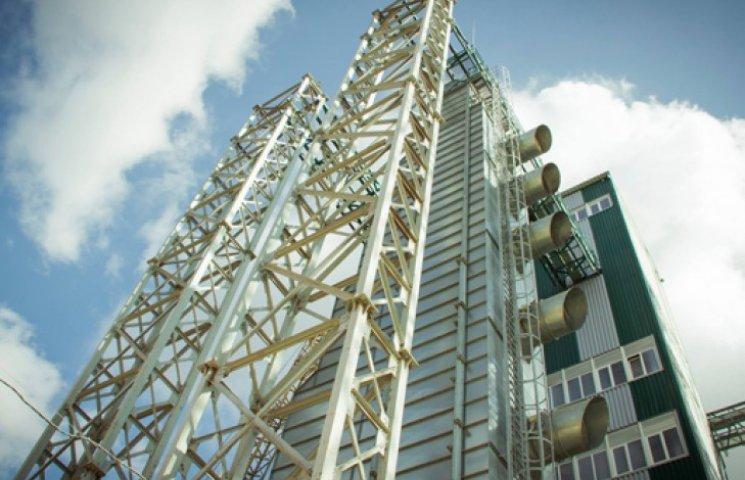 «Укрлендфармінг» ввела в експлуатацію елеватор у Житомирській області