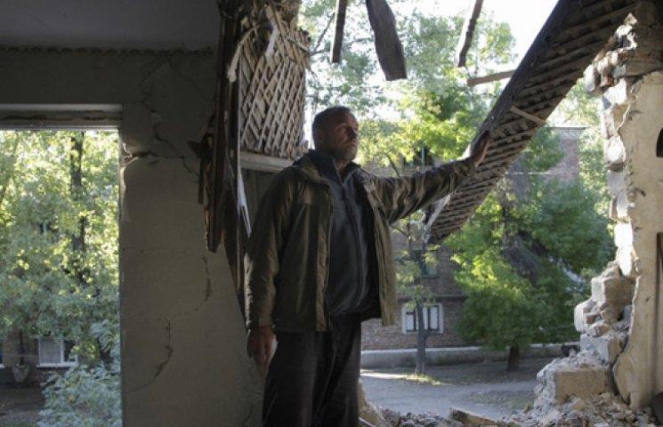 Кабмин принял план восстановления разгромленного Донбасса