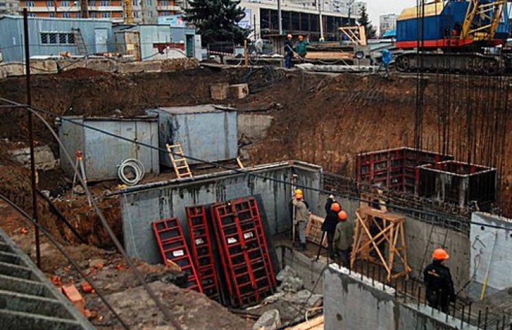 Строительство харьковского метро продолжат в ноябре