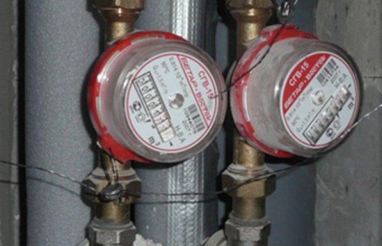 У ціну гарячої води включили обслуговування квартирних лічильників