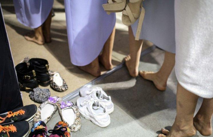 Другий день Ukrainian Fashion Week: відмова від каблуків