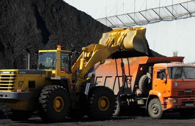 Терористи заборонили вивозити вугілля з «ДНР»
