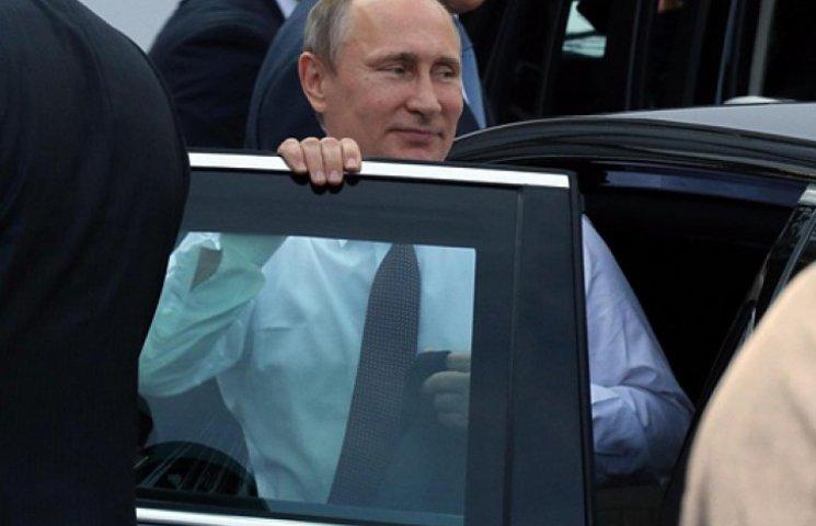 Путін готовий стати посередником між Києвом і сепаратистами