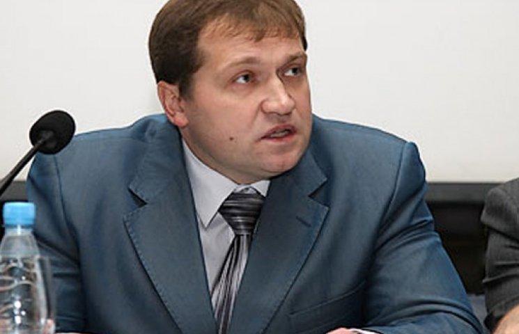 Новий губернатор Донеччини поміняв собі першого зама