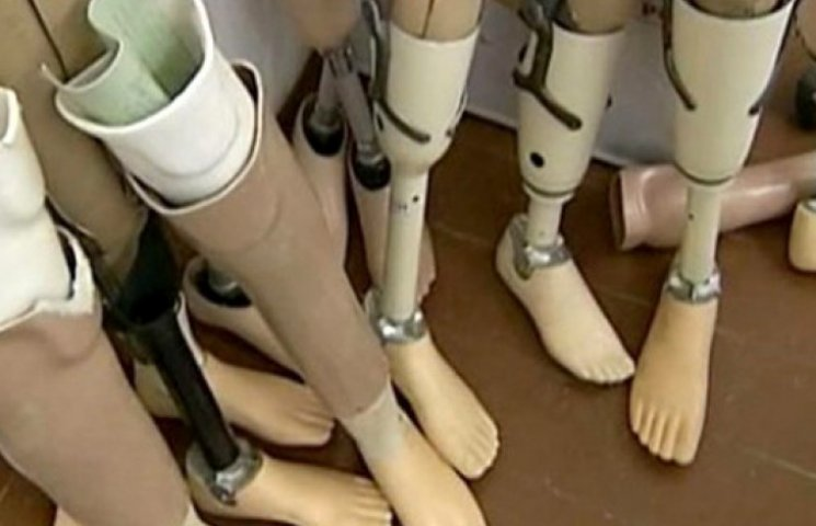 Рада выделила 9 млн грн на соцзащиту и протезы участникам АТО