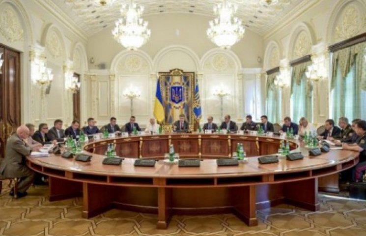 У РНБО заперечують застосування військовими касетних бомб на Донбасі