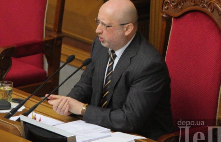 Турчинов рассказал, кто пополнит ряды реформированного МВД