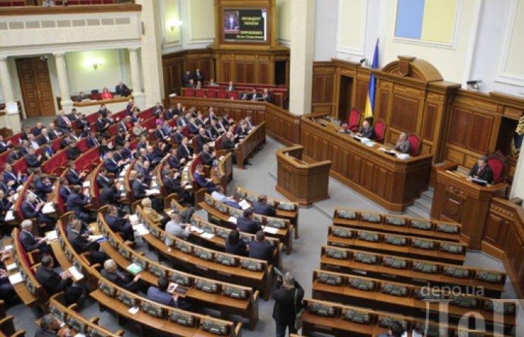 Украинцы назвали партии, которые хотят видеть в Раде – опрос