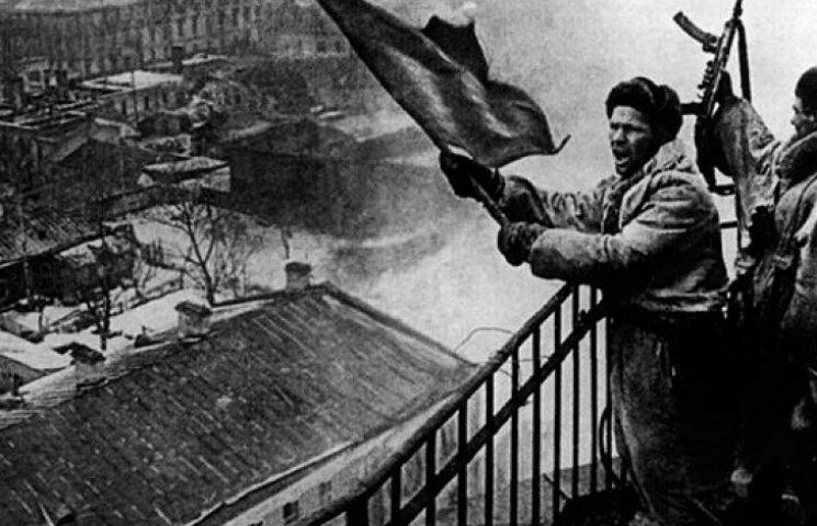 Українські ЗМІ просять звільнення від фашистів замінити на вигнання нацистів