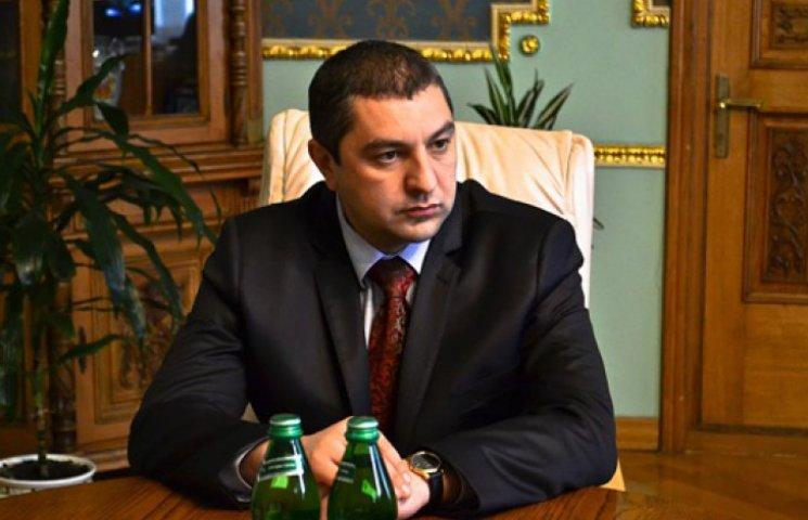 Глава Черновицкой области попросился в отставку