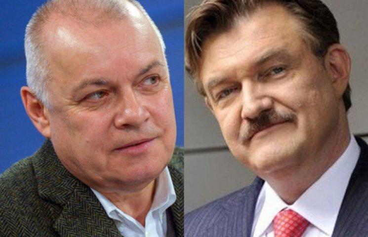 Украинские пограничники по ошибке депортировали не того журналиста Киселева