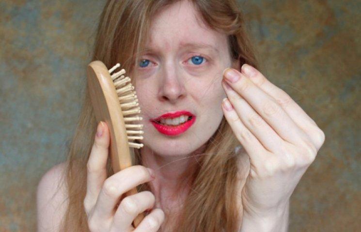 5 причин выпадения волос…