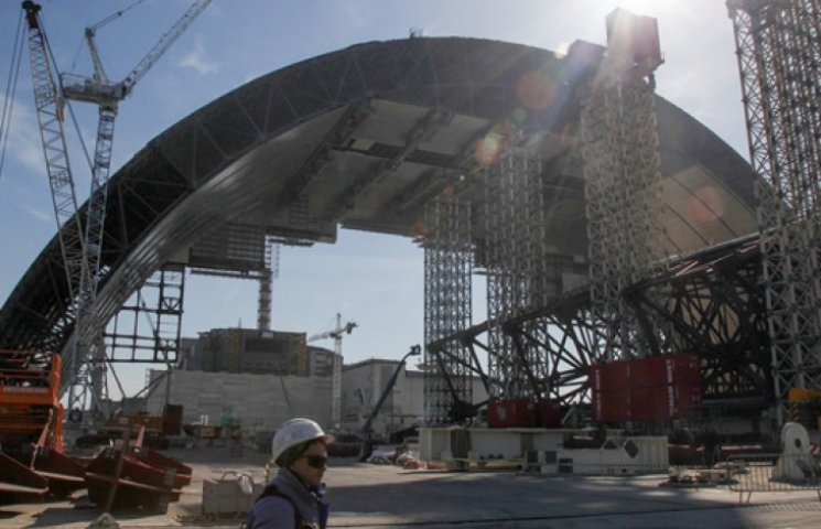 Новый конфайнмент для ЧАЭС будут строить дольше запланированного