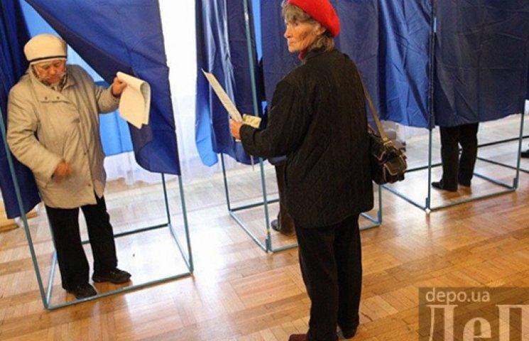 Более полутысячи украинцев выбирали Раду в Москве