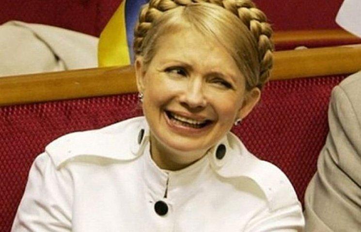 Тимошенко: «Батькивщина» будет сотрудничать с прошедшими в парламент партиями
