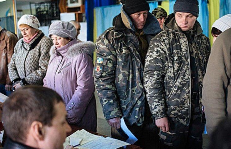 Освобожденный от боевиков Славянск проголосовал за экс-регионалов
