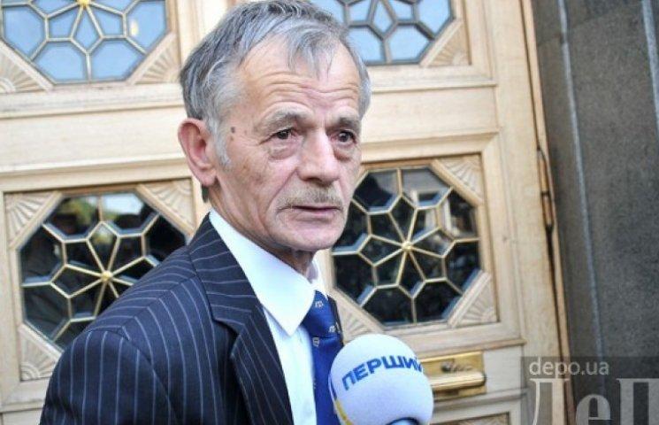 Джемилев назвал количество проголосовавших в Украине крымских татар