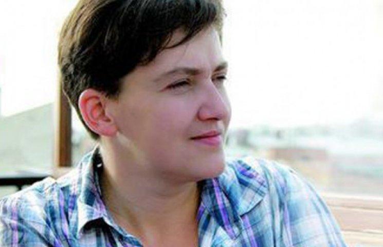 Заседание по Савченко скрыли от «лишних глаз» и от нее самой