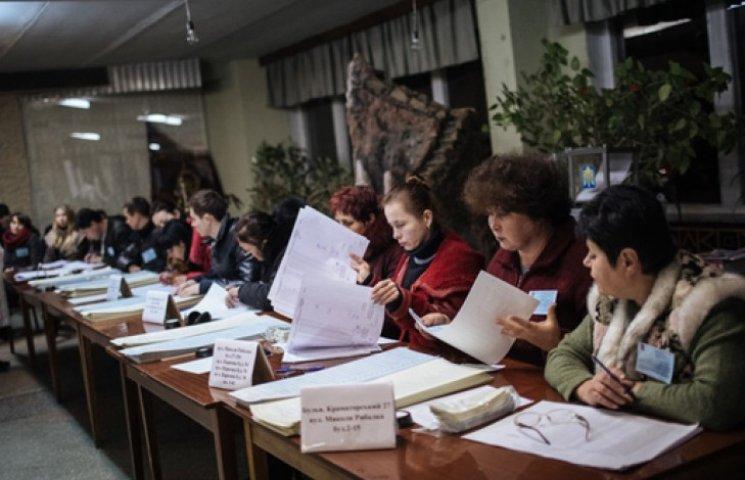 ЦВК не бачить причин для невизнання результатів виборів в окремих округах