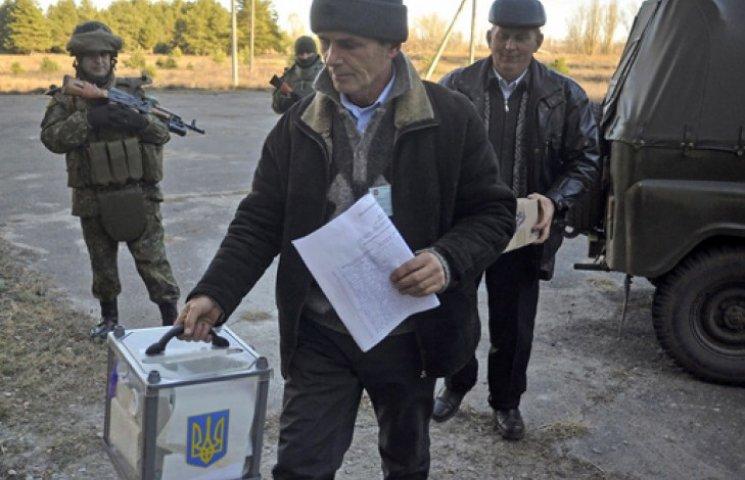 Окружкомы Луганской области просят признать выборы в регионе несостоявшимися